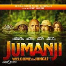 Ost  | Jumanji: Welcome To The Jungle lp