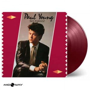 Paul Young - No Parlez - Coloured - Lp Midway