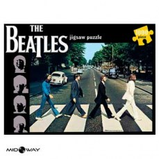 Puzzel The Beatles Abbey Road Kopen? - Lp Midway