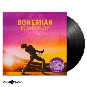 Queen Bohemian Rhapsody - Original Soundtrack - Lp Midway