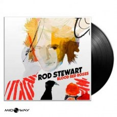 Rod Stewart - Blood Red Roses kopen? - Lp Midway