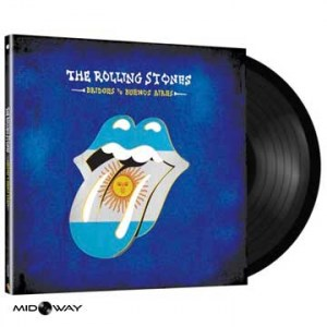 Rolling Stones - Bridges To Buenos Aires - Lp Midway