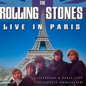 Rolling Stones | Live In Paris (LP)