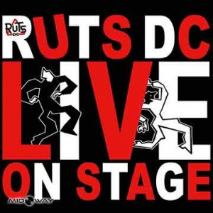 Ruts Dc | Live On Stage (Lp)
