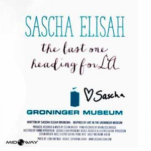 Sascha Elisah | The Last One (Gesigneerd)
