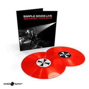 Simple Minds | Big Music Live (Lp)