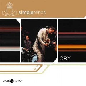 Simple Minds Cry -Coloured- Kopen? - Lp Midway