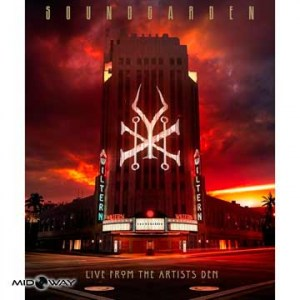 Soundgarden - Live From The Artists Den - Blu-ray - Lp Midway