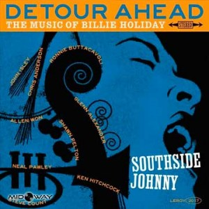 Southside Johnny - Detour Ahead - The Music Of Billie Holiday - Lp Midway