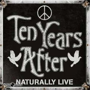 Ten Years After Naturally Live -Coloured- Kopen? - Lp Midway