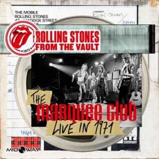 The Rolling Stones | From The Vault The Marquee 1971 lp + dvd
