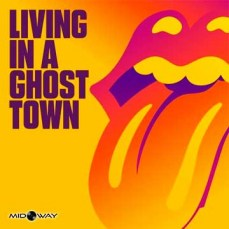 The Rolling Stones - Living in a Ghost Town (Coloured Vinyl) - Lp Midway