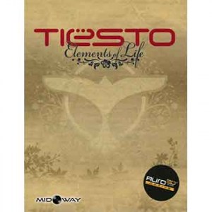 Tiesto | Elements Of Life (Blu-Ray)