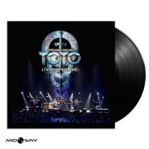 Toto - 35Th Anniversary Tour Album Lp