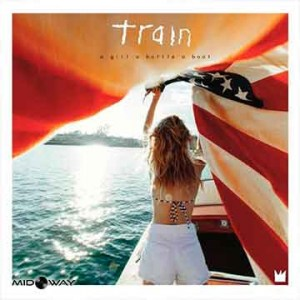 Train | A Girl A Bottle A Boat (Lp)