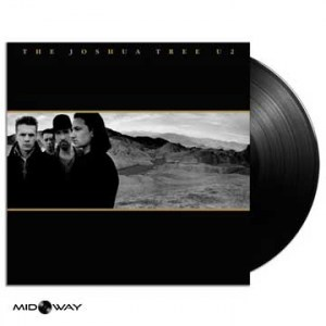 U2 The Joshua Tree - 30th Anniversary - Lp Midway
