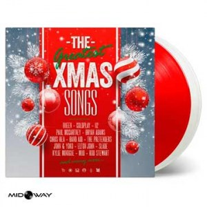 The Greatest Xmas Songs Kopen? - Lp Midway