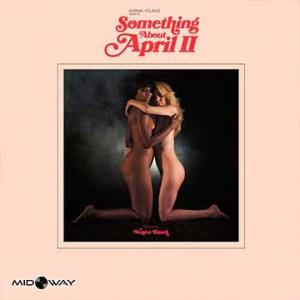 De vinyl album van de artiest Adrian Younge | Something About April II (Lp)