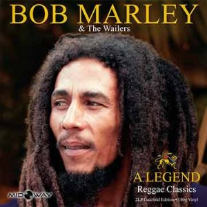 vinyl, album, artiest, Bob, Marley, and, The, Wailers, A, Legend, Lp