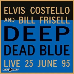 vinyl, album, artiest, Elvis, Costello, Deep, Dead, Blue, Live, At, the, Meltdown, Lp