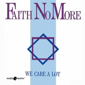 vinyl, album, band, Faith, No, More, We, Care, A, Lot, Ltd, Lp