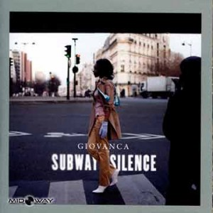 vinyl, album, zangeres, Giovanca, Subway, Silence, Lp