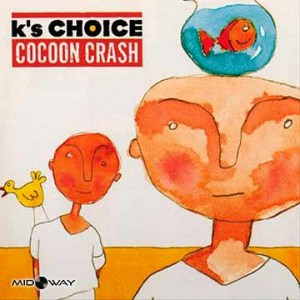 vinyl, album, band, K's, Choice, Cocoon, Crash, Lp