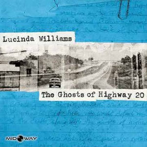 De vinyl album van de artiest Lucinda Williams met de titel Ghosts Of Highway 20 -Hq- (Lp)
