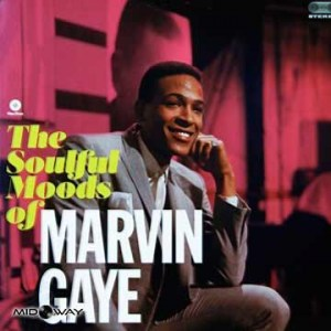vinyl, album, artiest, Marvin, Gaye, Soulful, Moods, Of, Hq, Lp