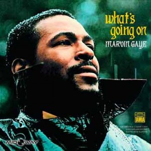 vinyl, album, zanger, Marvin, Gaye, What'S, Going, On, Lp