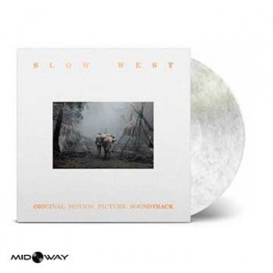 Ost, Slow, West, lp, white, transparent, smoky, vinyl