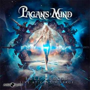 Lp Pagan S Mind: De vinyl album met de titel Full Circle
