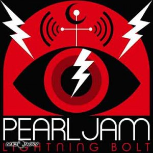 vinyl, album, band, Pearl, Jam, Lightning, Bolt, Lp