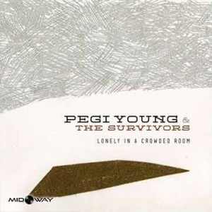 Pegi Young & The Survivors | Lonely In A Crowded Room (Lp)