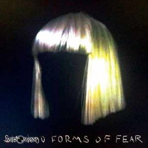 De pop vinyl album van de band Sia met de titel 1000 Forms Of Fear (Lp)