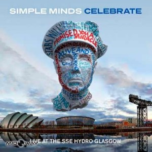 Simple Minds met de titel Celebrate - Live (Lp)