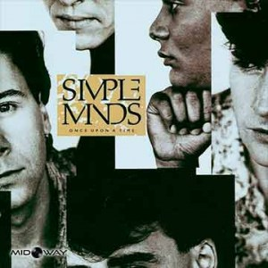 vinyl, album, band, Simple, Minds, Once, Upon, A, Time, Lp