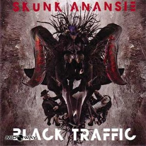 vinyl, album, band, Skunk, Anansie, Black, Traffic, Lp