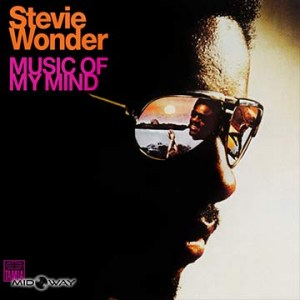 Stevie Wonder | Music Of My Mind (Lp)