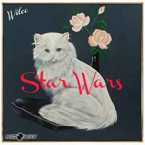 vinyl, album, band, Wilco, Star, Wars, Lp