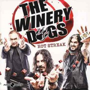 vinyl, album, band, Winery, Dogs, Hot, Streak, Lp