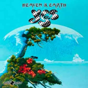 Vinyl album Yes | Heaven and Earth (Lp)