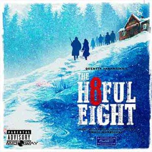 De vinyl album van de soundtrack Ennio Morricone | The Hateful Eight (Lp)