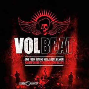 Volbeat | Live From Beyond Hell / Above Heaven (Lp)
