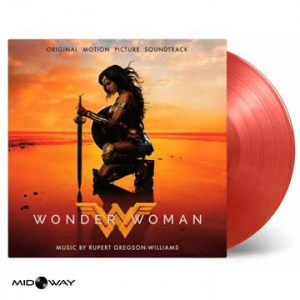 Wonder Woman - Original Soundtrack - Lp Midway