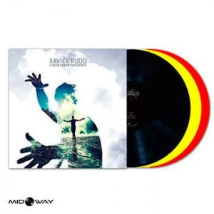 Xavier Rudd | Live In The Netherlands (Lp)  Coloured Vinyl