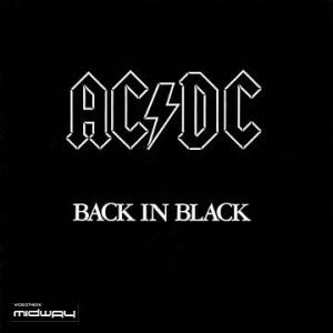 Ac/Dc, Back, In, Black, Ltd Lp