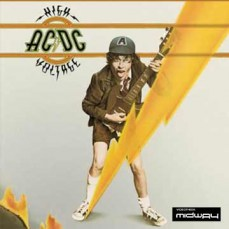 Ac/Dc | High Voltage -Ltd- (Lp)