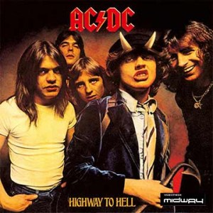 Ac/Dc, Highway, To, Hell, Ltd,  Lp