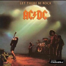 Ac/Dc | Let There Be Rock -Ltd- (Lp)